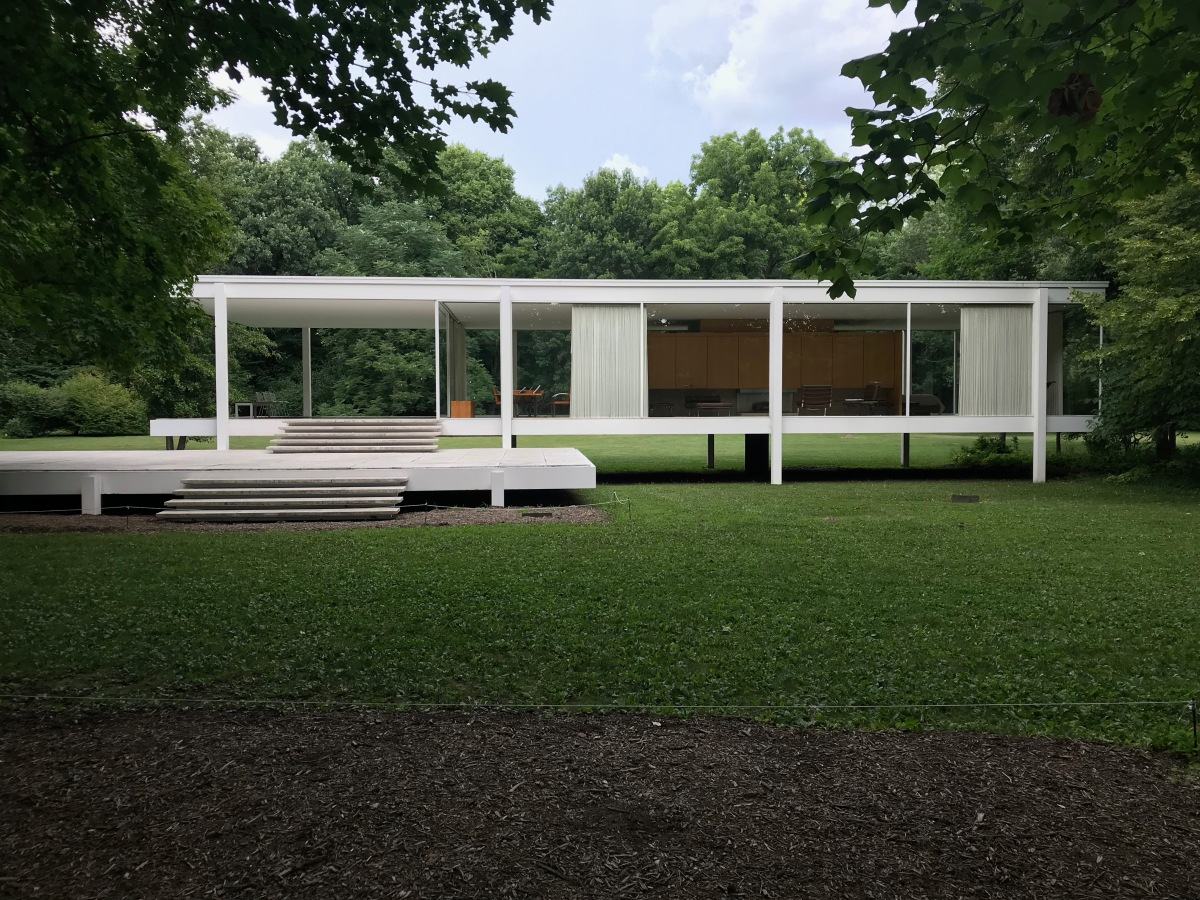Field Trip: The Farnsworth House